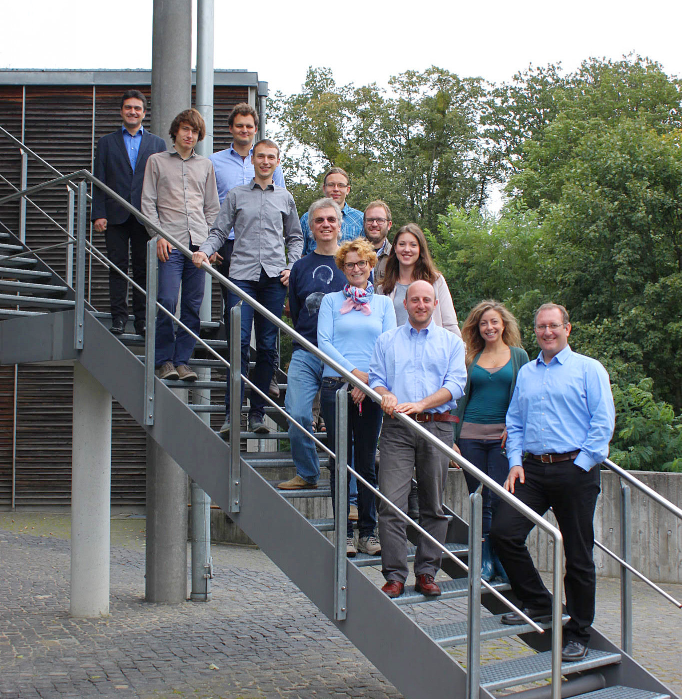 The AIP cosmology group
